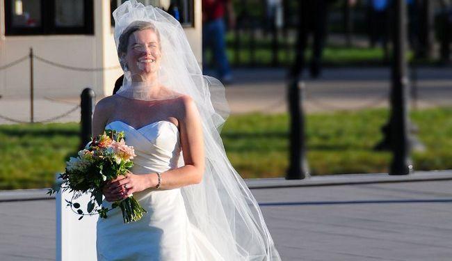 Cómo hacer que tu maquillaje de novia largo pasado