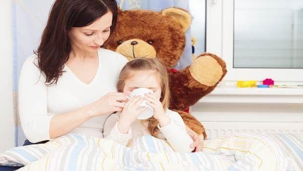 10 remedios caseros para la indigestión en los niños y bebés