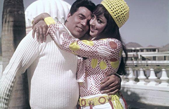 10 La mayoría de las parejas románticas de Bollywood