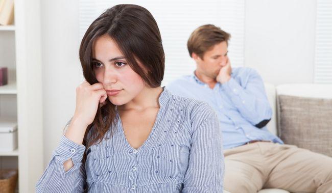 8 señales de advertencia de que su esposa está más interesado en ti
