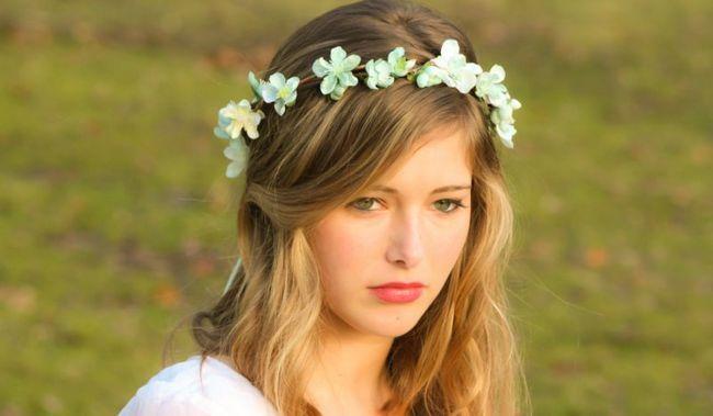 20 peinados elegantes de la boda para el pelo largo medio