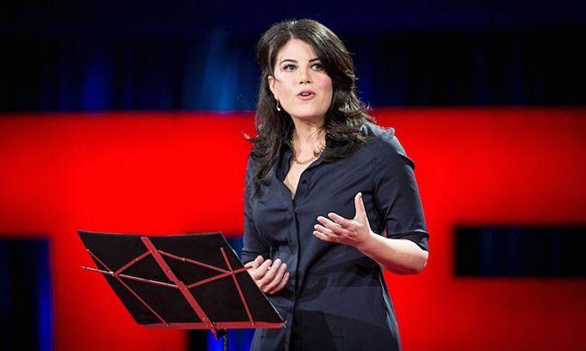 3 consejos para estar fuerte para Monica Lewinsky