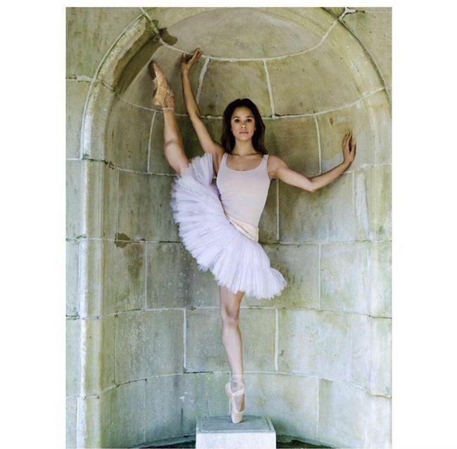 4 maneras de superar la crítica, la bailarina Misty Copeland