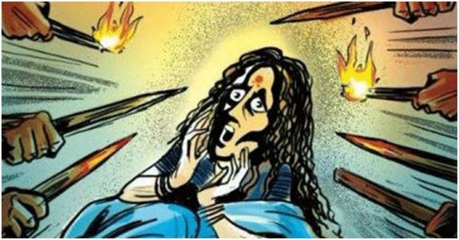 mujer de 63 años de edad, Asamés decapitado bajo la sospecha de ser una bruja