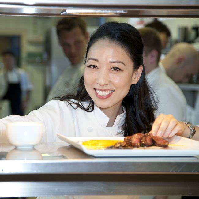 Una receta sencilla para el hogar kimchi famoso chef