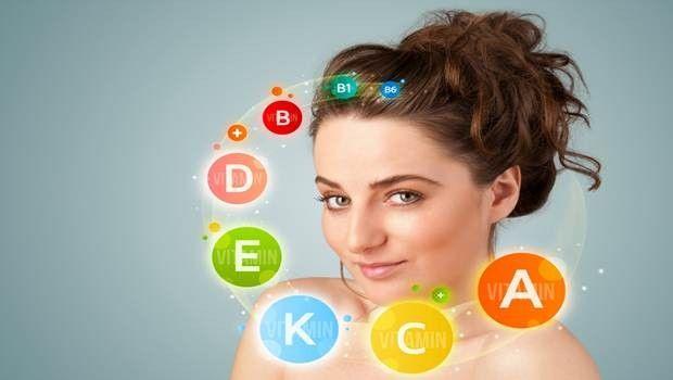 Las mejores vitaminas para la piel y el cuero cabelludo seco - 7 nutrientes importantes