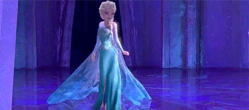 Elsa el vestido de novia inspirado Disney congelado en las tiendas hasta el próximo año!