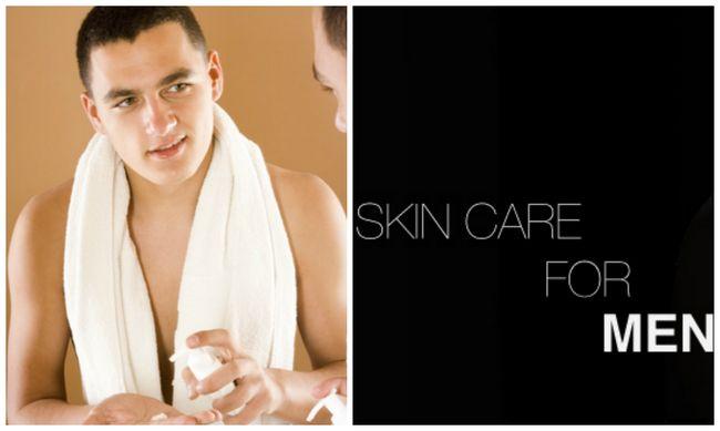 Consejos para el cuidado para la piel esencial para los hombres