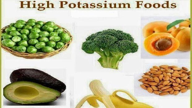 Una excelente fuente de potasio en la dieta y sus beneficios para la salud