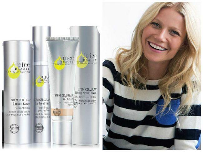 Gwyneth Paltrow es ahora director creativo de jugo de maquillaje de belleza