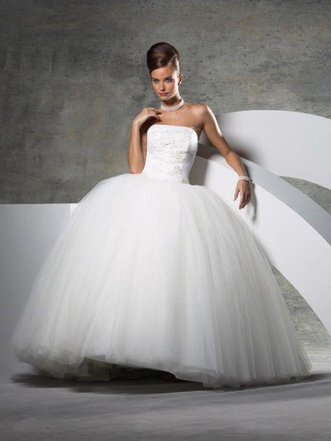 He aquí un resumen de lo que su vestido de novia dice de ti