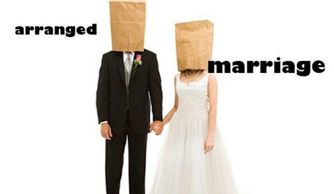 El matrimonio es el primer paso para el amor