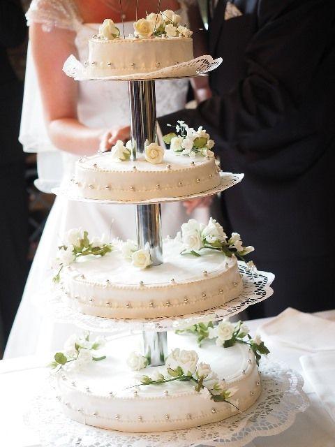 ¿Cómo elegir el pastel de bodas perfecto para su recepción