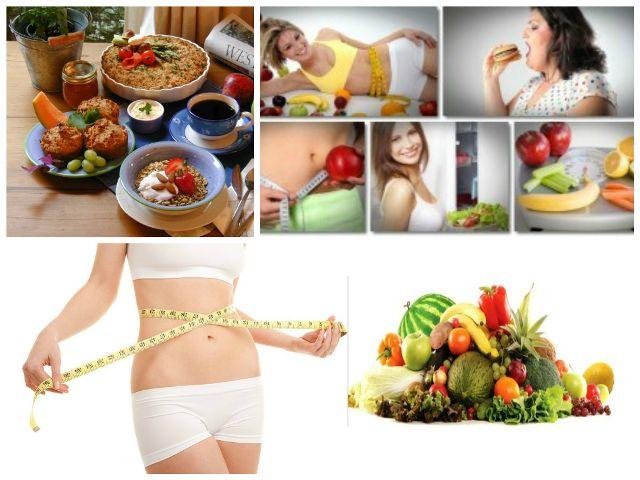 Cómo controlar el peso después de las comidas pesadas