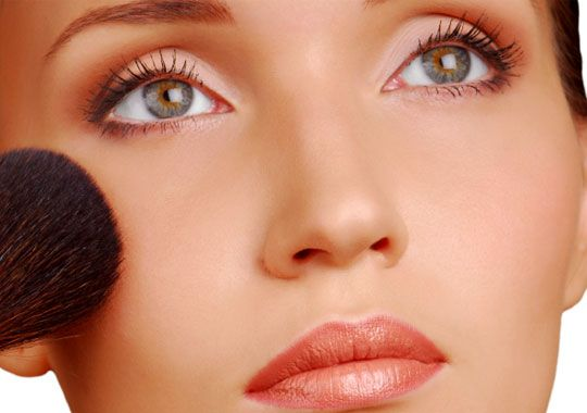 Como llegar festival de maquillaje