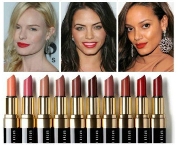 Cómo elegir tono rojo de labios para su piel