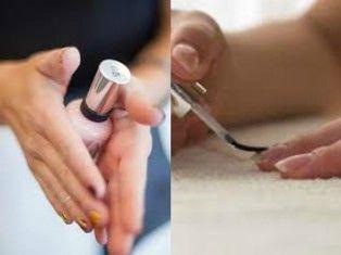 ¿Cómo prevenir las uñas esmalte de astillado