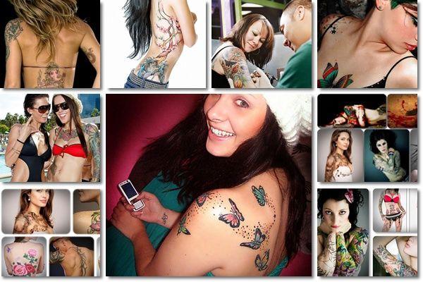 tatuajes sinfín de diseños de opinión - puede que funcione sitio para usted?