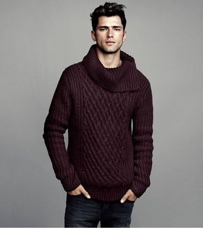 suéteres de punto