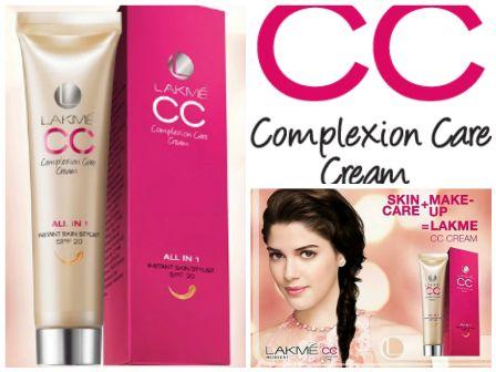 DC Lakmé (cuidado de la piel) revisión de la crema