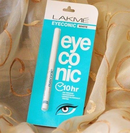 Lakmé eyeconic blanco Kajal