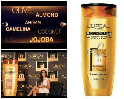 L'Oréal Paris champú de aceite de alimentación 6