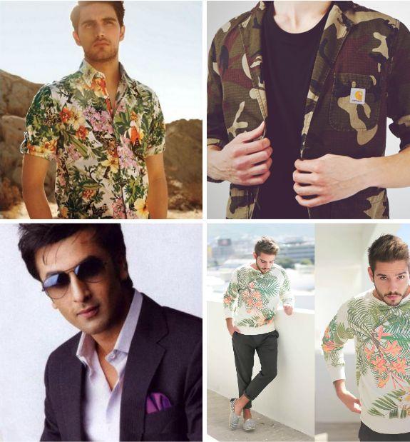 Las tendencias en ropa para hombres para el 2014