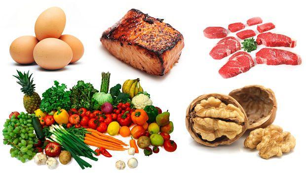 dieta paleo para el éxito de pérdida de peso - deliciosa comida para las mujeres