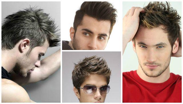 peinados populares para los chicos de la universidad