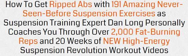Suspensión Revolución 2.0 revisión - funciona libro de Dan?