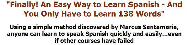 Sinergia español Revisión - sólo funciona durante el Marcus?