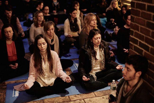 La generación de la meditación