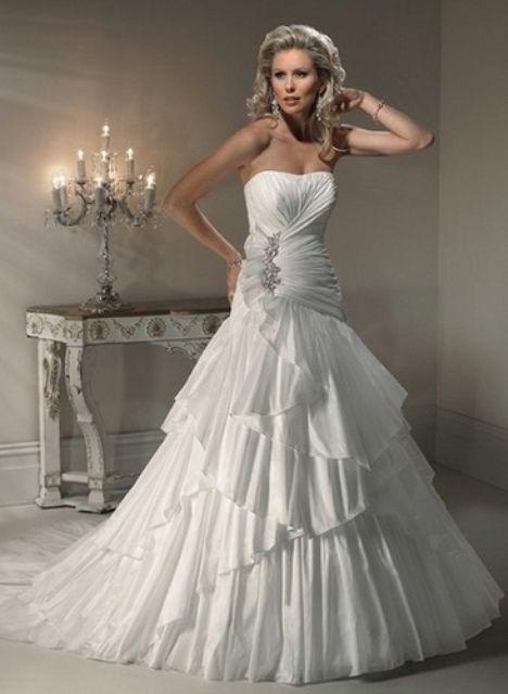 El vestido de novia perfecto para su signo del zodiaco