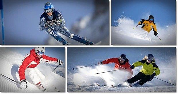 Top 13 consejos básicos de esquí para principiantes para empezar