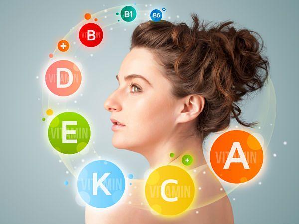 Top 7 vitaminas para la piel sana - deben conocer los consejos para el cuidado de la piel