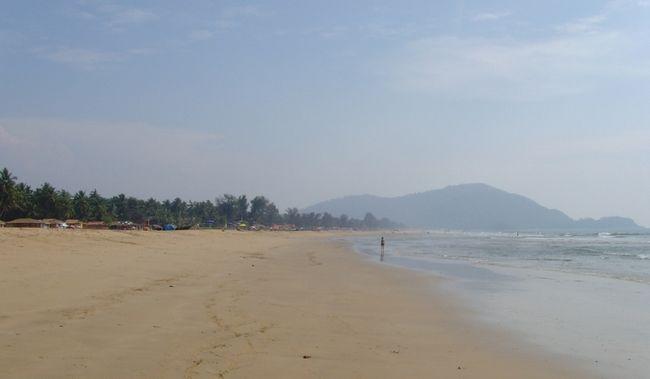 Top 8 destinos de playa de luna de miel en la India