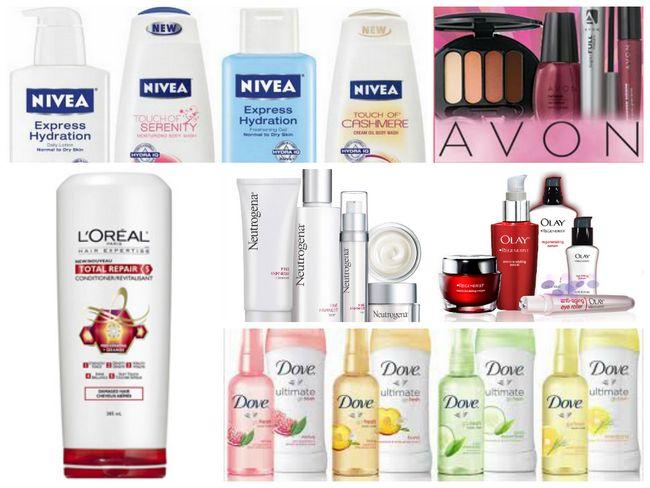 marcas de cosméticos más importantes del mundo