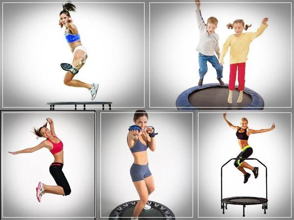 Trampolín ejercicio de examen - el sistema funcionará de manera efectiva?