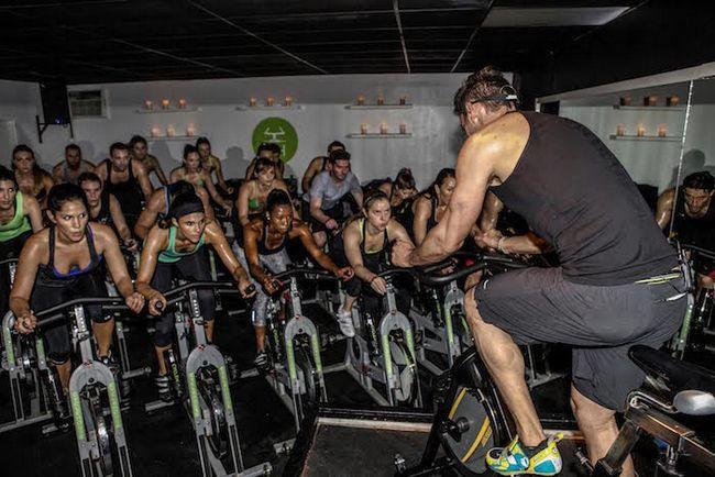 Dos grandes estudios de fitness acuerdo abrieron en Santa Mónica