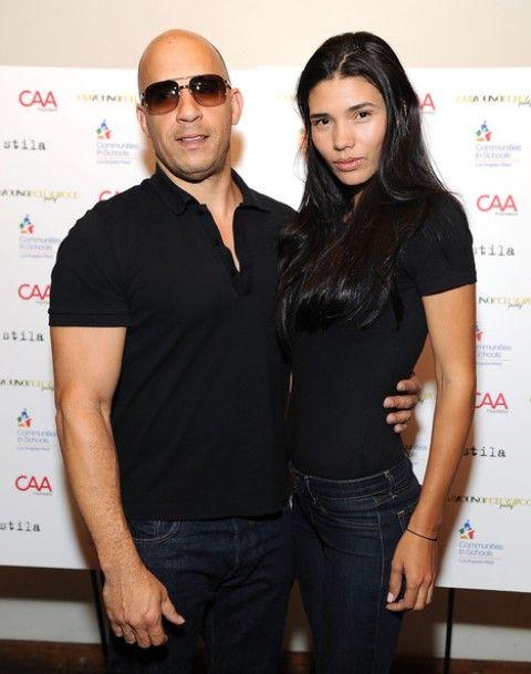 Vin Diesel y su compañera Paloma Jiménez, están esperando su tercer hijo