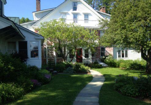 el bienestar de escape de fin de semana: Windham Hill Inn, Vermont