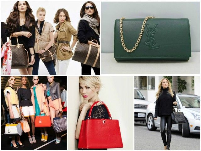Más altas marcas populares en el mundo de bolsos caros