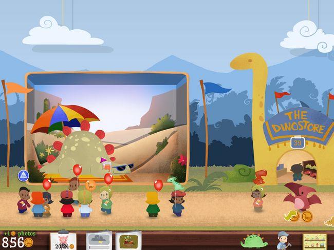 Ipad juegos para niños