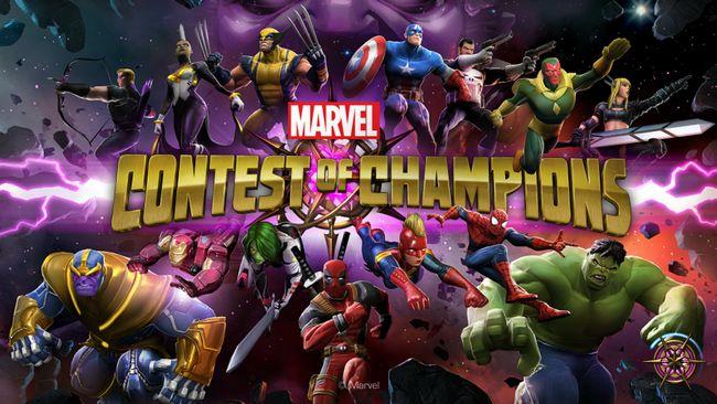 Marvel Concurso hackear no hay campeones de la encuesta o contraseña