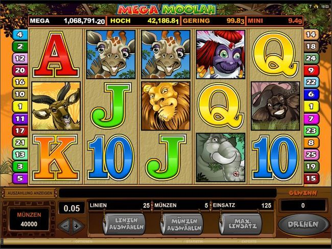 Crítica en línea de casino Deutschland