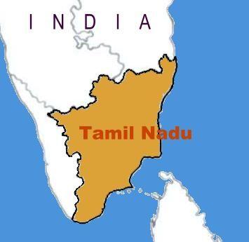 Lugares turísticos en Tamil Nadu