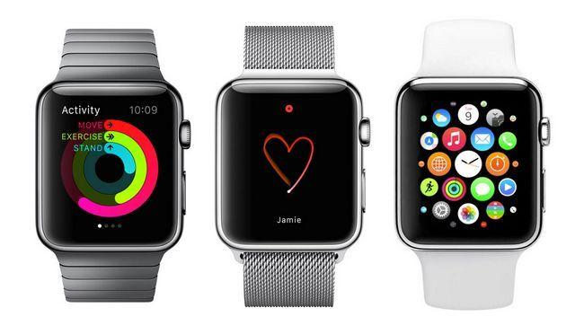 Los casos de uso para Apple muestra Estoy muy entusiasmado