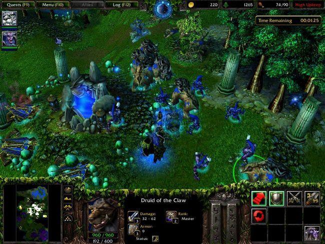 Warcraft 3 Trucos