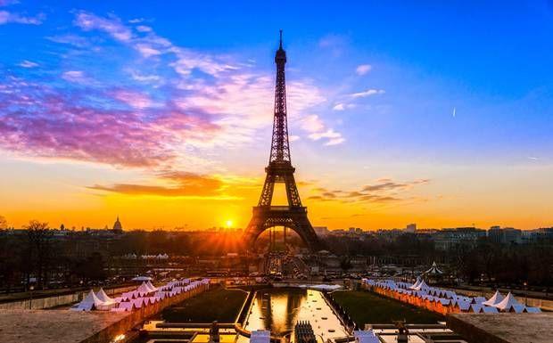 El tiempo en Paris