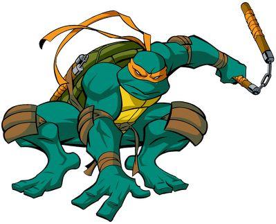 ¿Cuáles son los nombres de las tortugas ninjas?
